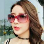 【防護兼造型時尚太陽眼鏡】專櫃款,抗UV-附贈眼鏡盒+擦拭布