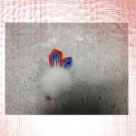 2入1對裝【中華民國手作系列】-國旗花系列原版包裝☆國旗花/胸針/掛飾/橫夾/包夾/髮飾/禮品 兔子蘿蔔