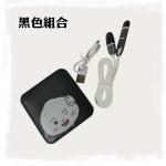 療癒的充電寶3件組禮盒/行動電源多充電寶 充電電源 禮品/節慶禮盒(此電源線安卓手機使用,蘋果手機勿買)