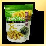 【嚴選在地食品】【橙果】 海苔口味馬鈴薯條80G